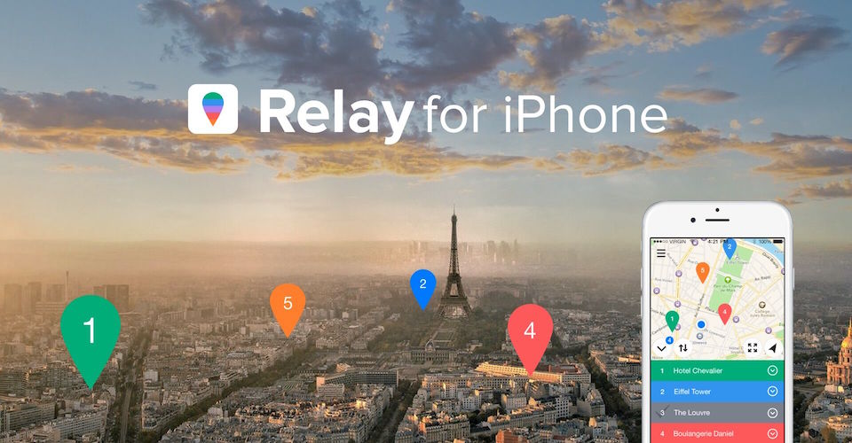 Relay for iphone
